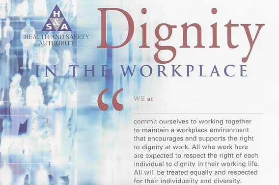 Charter Document - Dignity in the Workplace