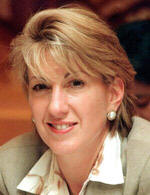 Carly Fiorina HP CEO & Chair 99-05