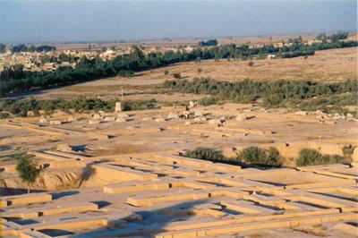 Susa Shush Palace Of Darius Winter Capital